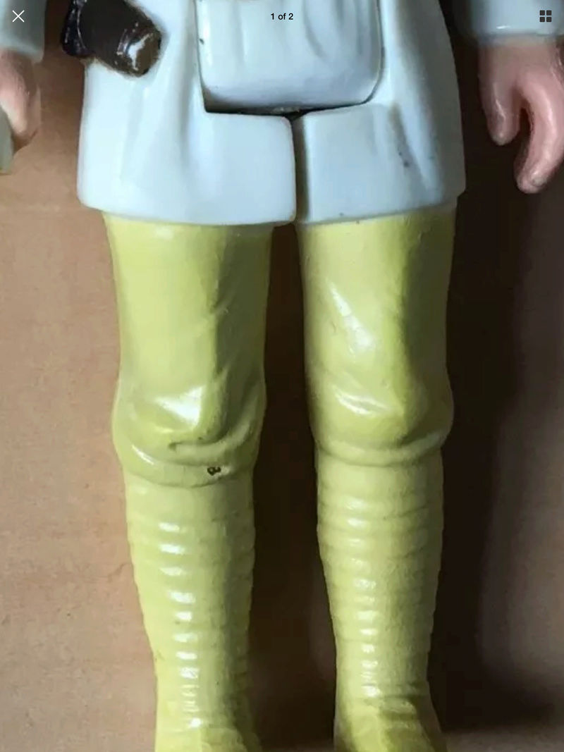 Manufacturers defect on dt luke Farmboys leg? Img_6321
