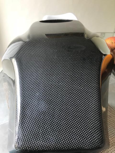 couvre reservoir carbone X1 B733c910