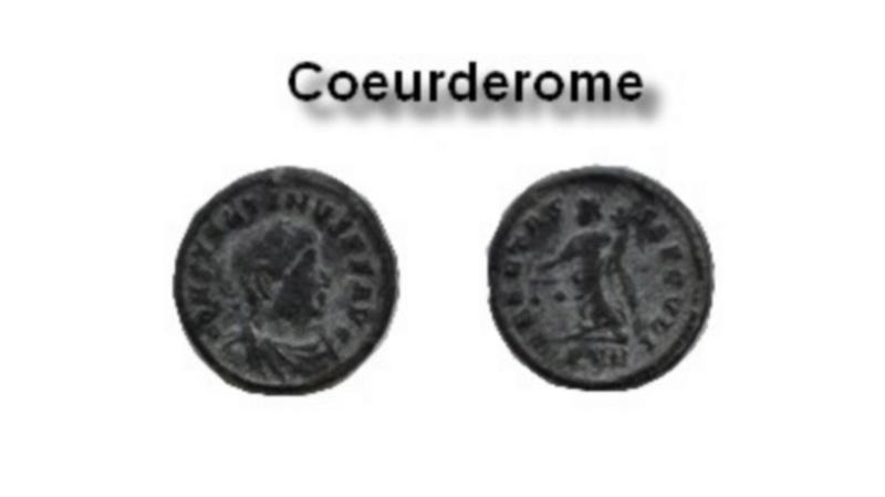 une identique  Al cofribas de constantin  Consta12