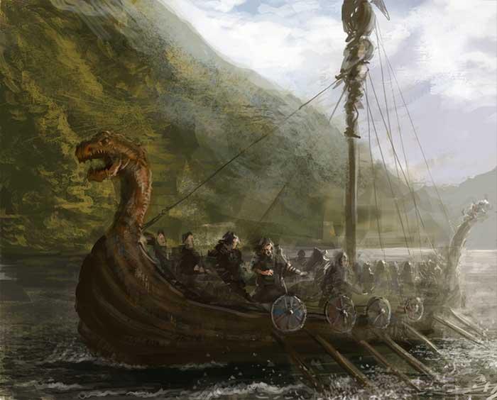 Rumeurs du Norfendre : Viking10