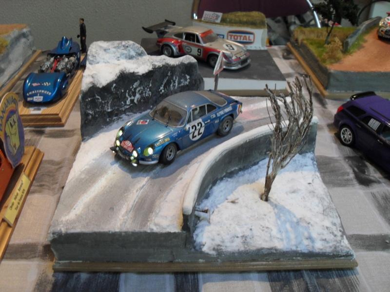 Mon stand à Rétro Auto Rytro_71