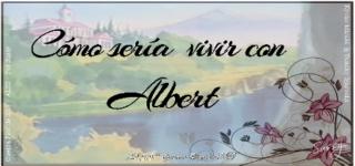 "::: ALSS ::: **Albert inaugurando Centro Comunitario**""Serie cómo sería vivir con Albert¡¡** ""Fanwork"" ** A-enca10"