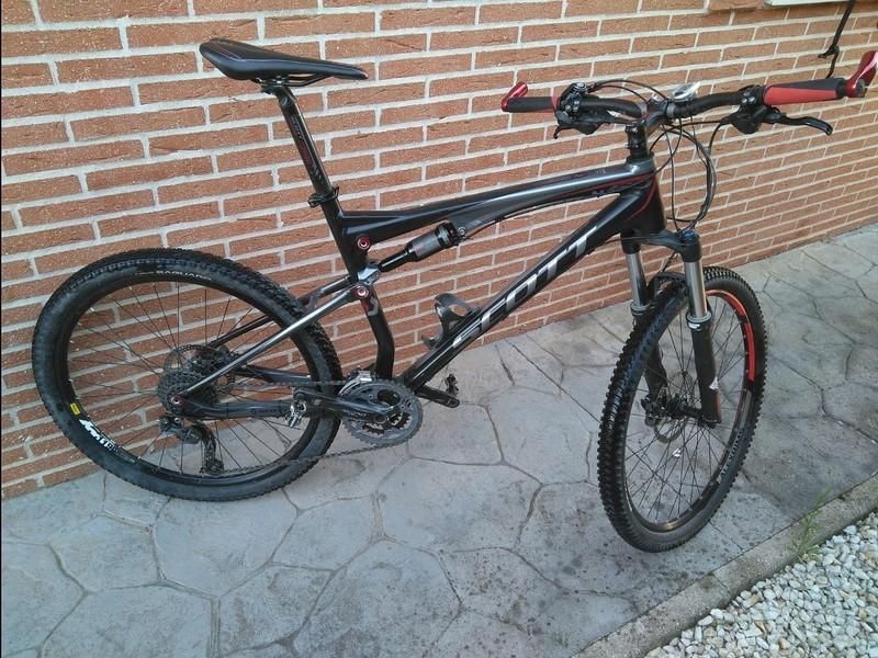 Bici para todo, doble suspensión, con Bafang central. Img-2010