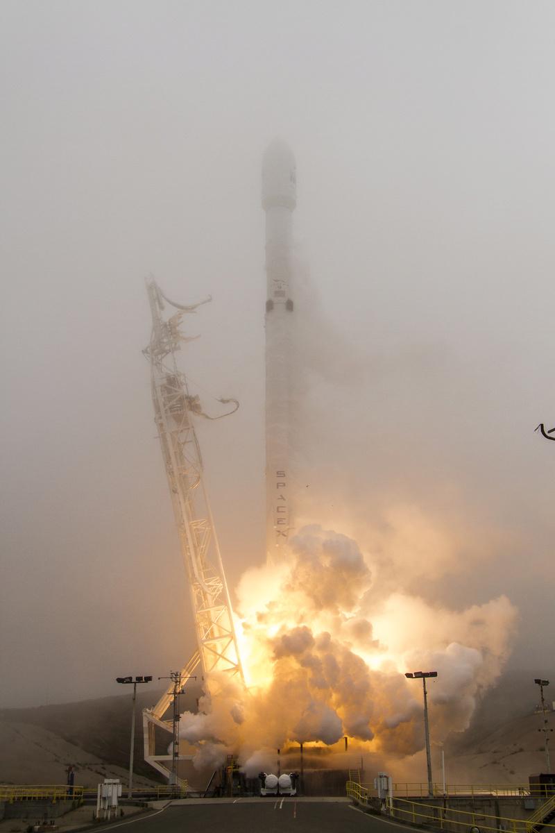 Falcon-9 (Iridium Next 11-20) - 25.06.2017 [succès] - Page 4 35499710