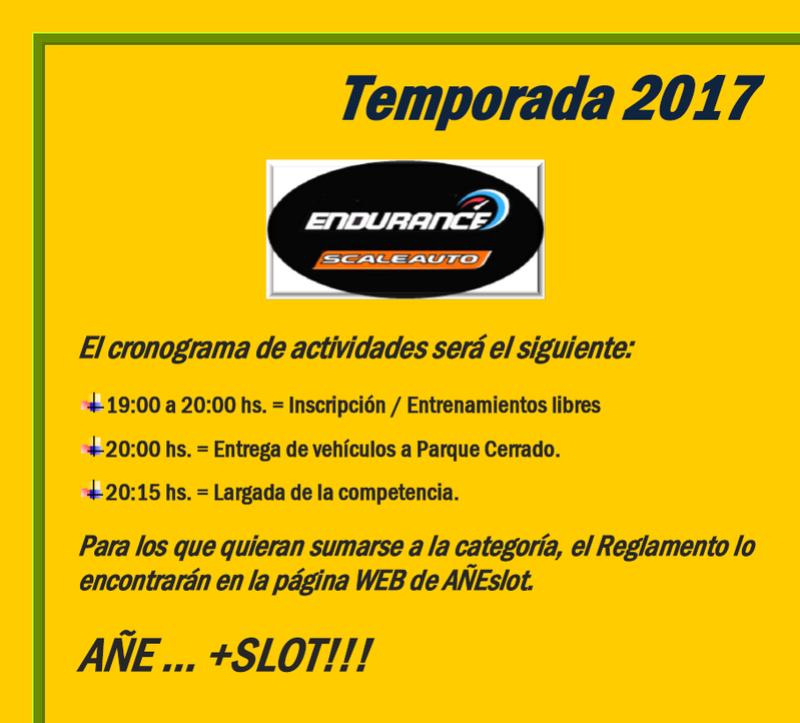ENDURANCE PORSCHE 911 -Scale- ▬ 5° RONDA ▬ CLASIFICACIÓN OFICIAL Presen10