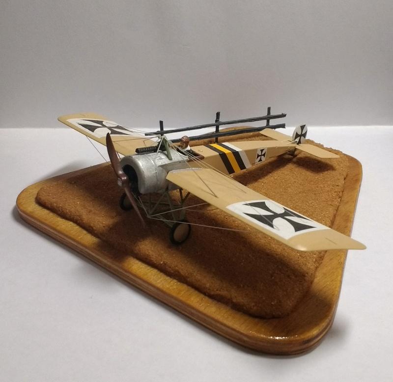Fokker E.II Picsar16