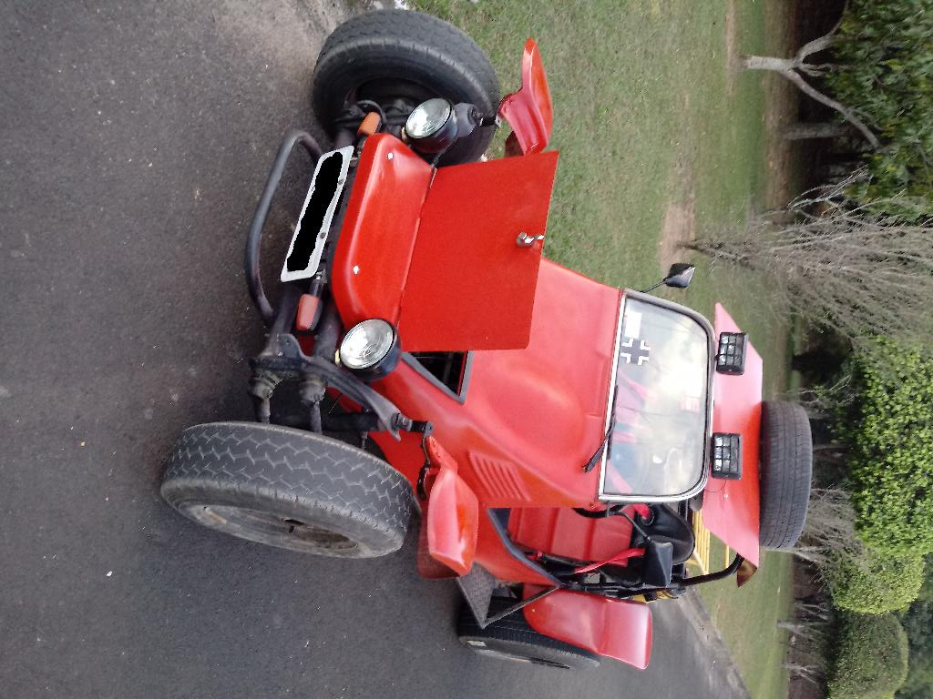 Buggy tipo Cronos Crotalus 2012 Chassi14