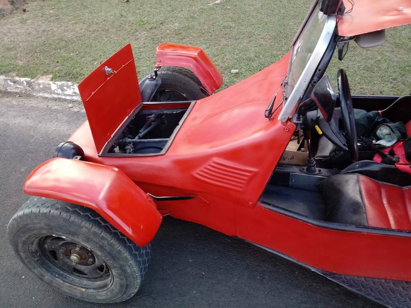 Buggy tipo Cronos Crotalus 2012 Chassi15