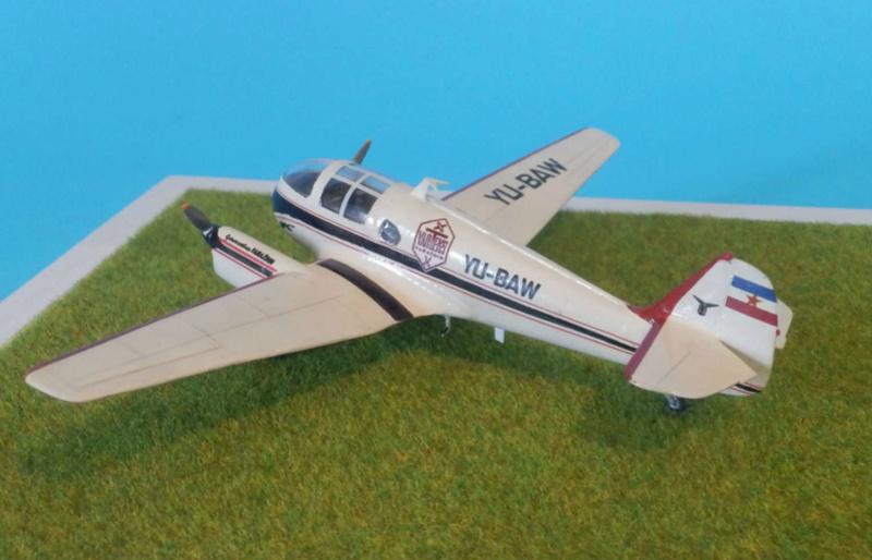 Aero Ae-145 i L-200 Morava, Varaždin, 1:72 00210