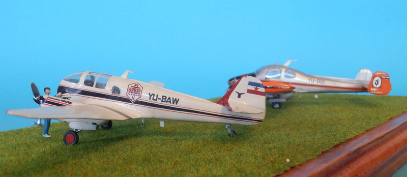 Aero Ae-145 i L-200 Morava, Varaždin, 1:72 00510
