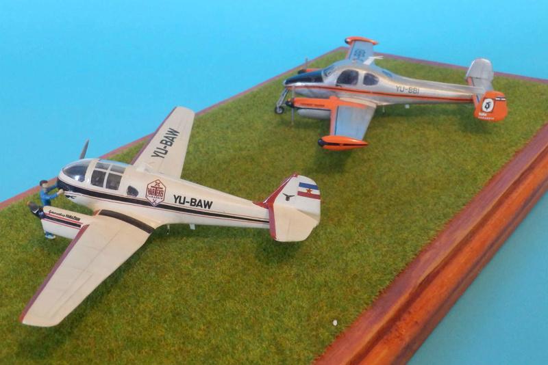 Aero Ae-145 i L-200 Morava, Varaždin, 1:72 00610