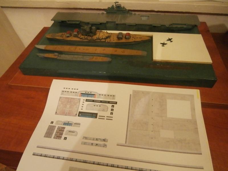 Mornarički muzej u 1:700 310