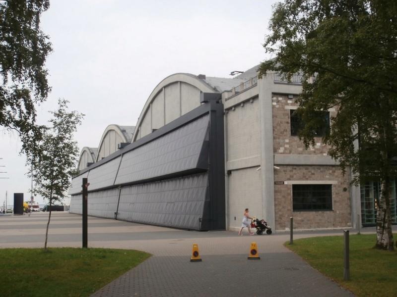 "Muzej ""Luka za hidroavione"" u Tallinnu (Estonija) P8181610"