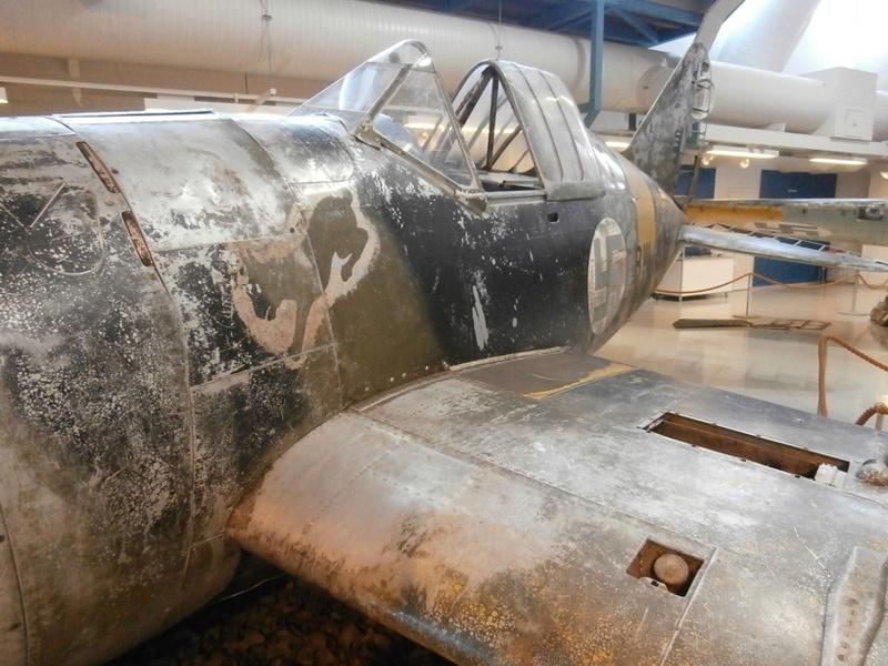 "Zrakoplovni muzej u Tikkakoskiju, ""Suomen Ilmavoimamuseo"" P8202411"