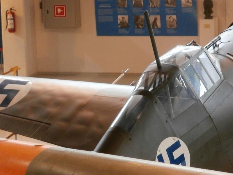 "Zrakoplovni muzej u Tikkakoskiju, ""Suomen Ilmavoimamuseo"" P8203111"