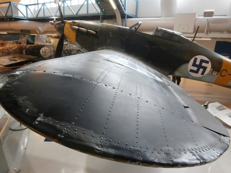 "Zrakoplovni muzej u Tikkakoskiju, ""Suomen Ilmavoimamuseo"" P8203311"