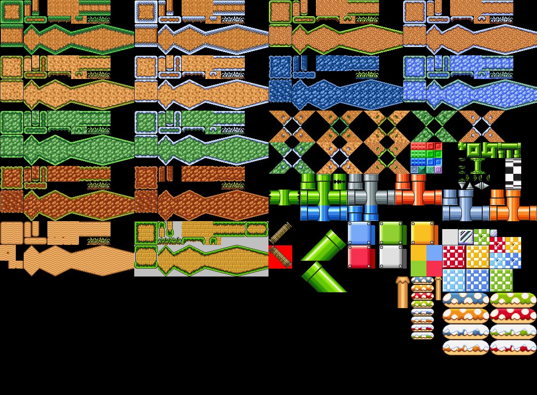 Super Mario Bros. Odyssey tiles! Super_10