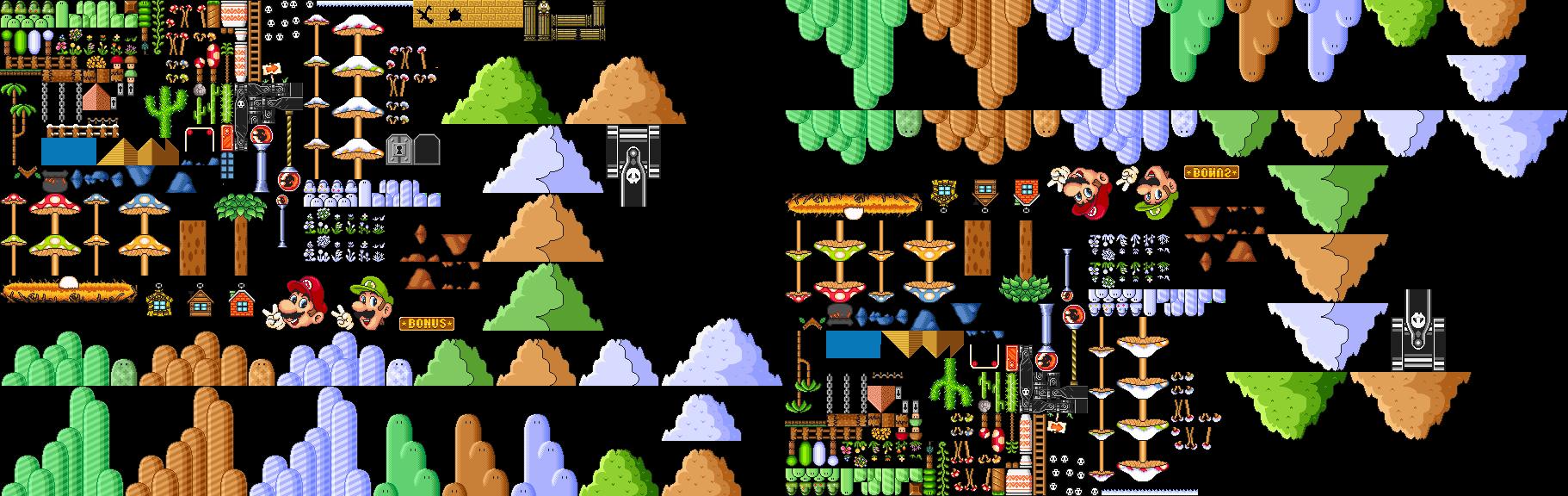 Super Mario Bros. Odyssey tiles! Super_11