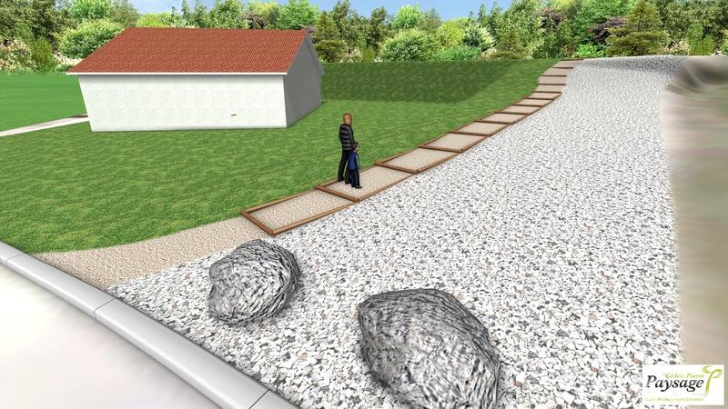 projet escalier  Vue_110