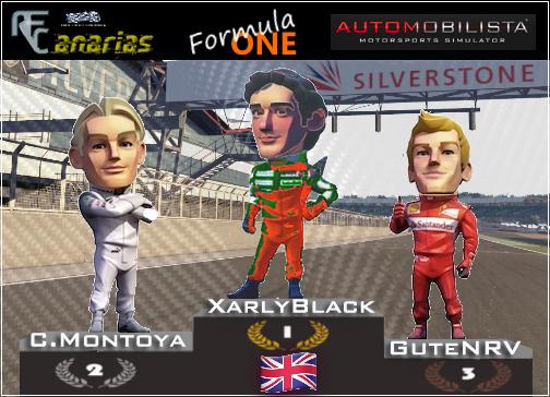 GP SILVERSTONE F1 2017 Podium14