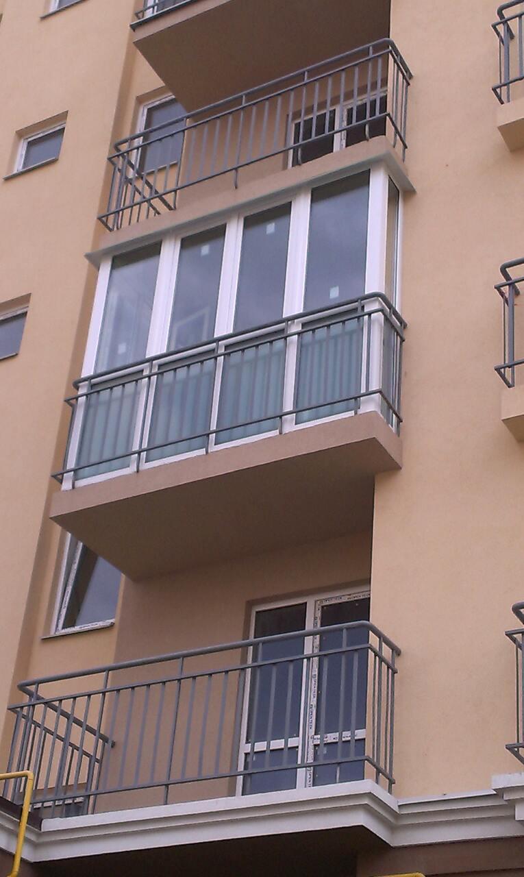 Остекление балконов (по доступным ценам) теплые Az_d_e10