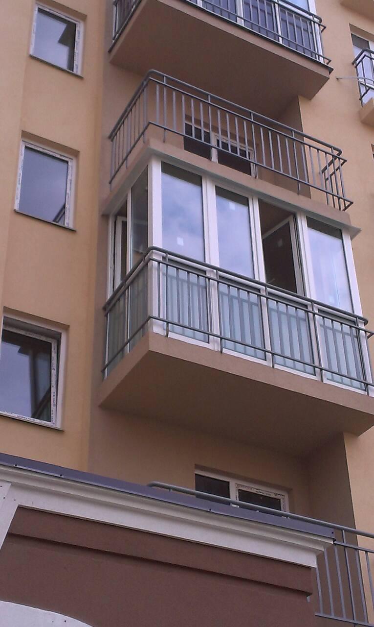 Остекление балконов и лоджий Az_d_e11