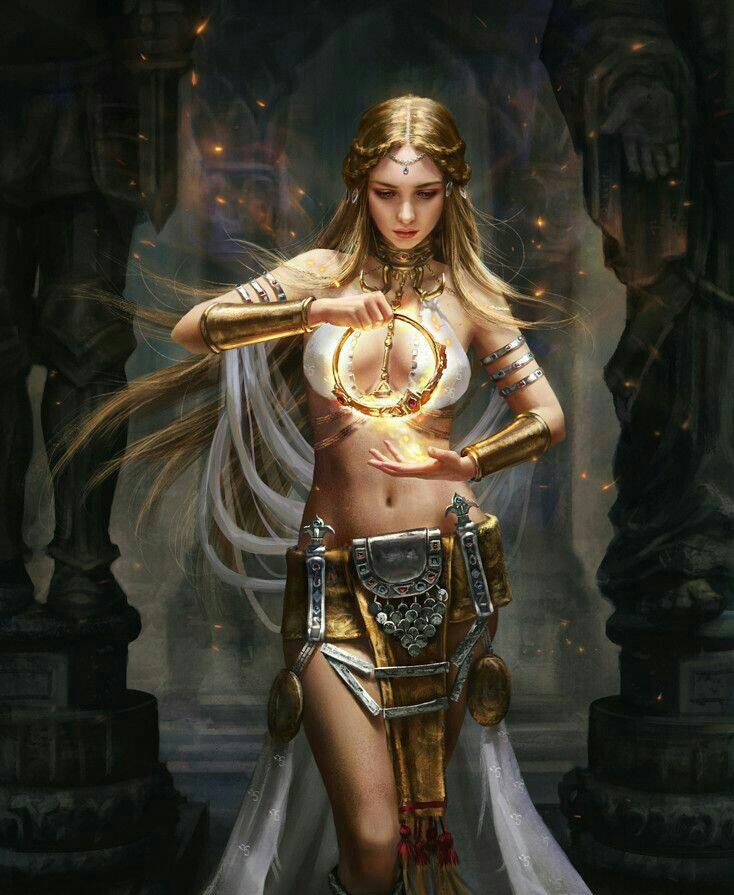 Lexandra - Keeper of Chronos and Warden of the Law 21586210
