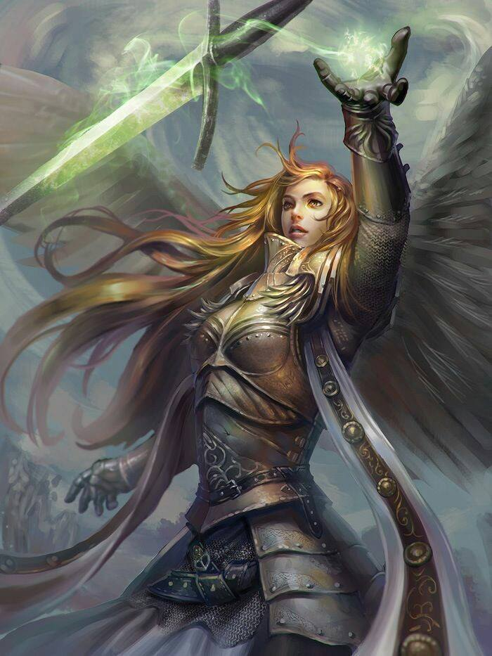 Lexandra - Keeper of Chronos and Warden of the Law 21586211