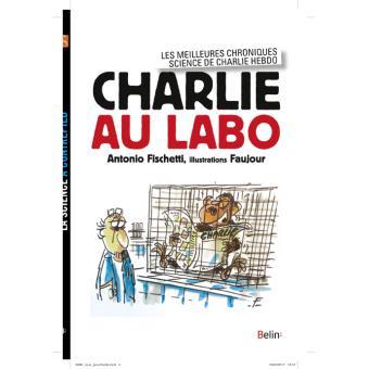 Vient de paraître : Charlie au Labo, aux Editions Belin Charli10