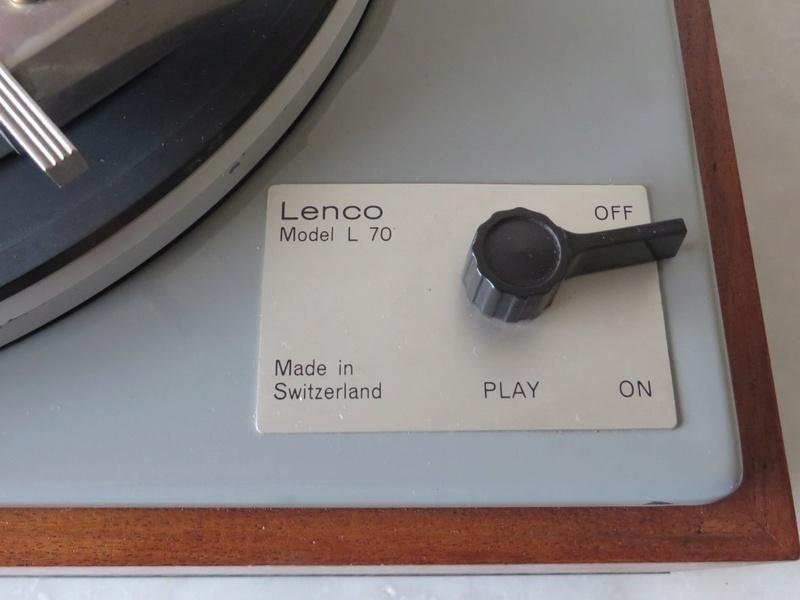 "Lenco B-60 (o início da saga - o ""Big Bang"") Img_9410"