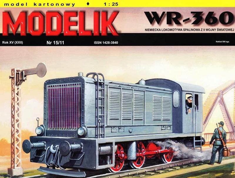 Modelik WR-360 1:25 gebaut von r.polli Lok00010