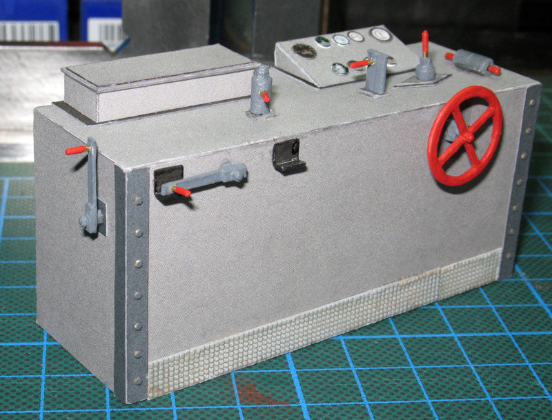 Modelik WR-360 1:25 gebaut von r.polli Lok01610