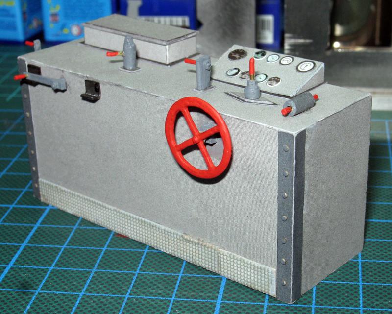 Modelik WR-360 1:25 gebaut von r.polli Lok01710