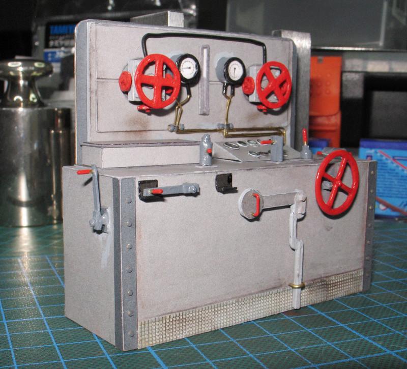Modelik WR-360 1:25 gebaut von r.polli Lok02710
