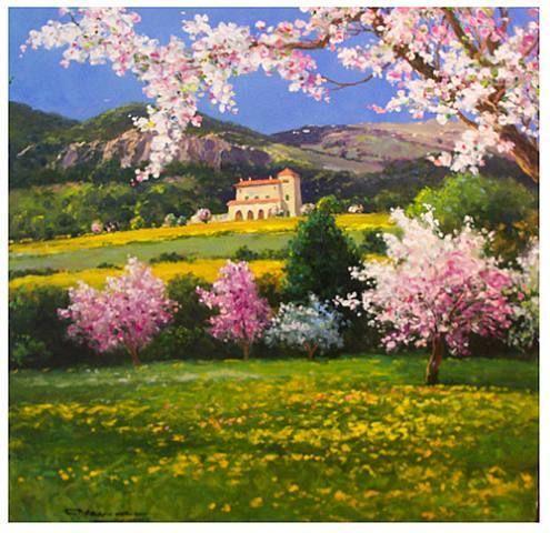 Tous les paysages en peinture. - Page 9 0969fa12