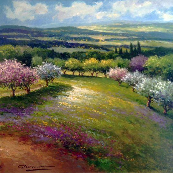 Tous les paysages en peinture. - Page 9 0f34c410
