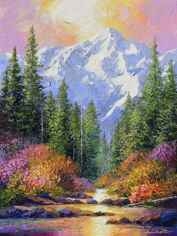 Tous les paysages en peinture. - Page 9 1160bb10