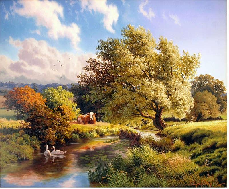 Tous les paysages en peinture. - Page 9 13853010