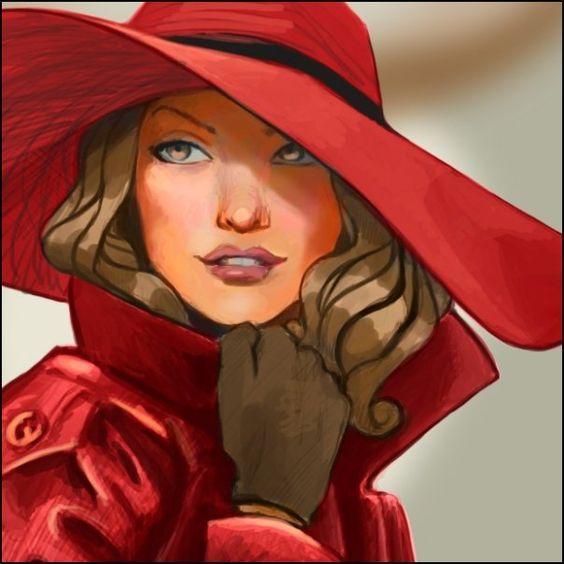 """Des élégantes  """"chapeautées"""" ... - Page 19 39124510"""