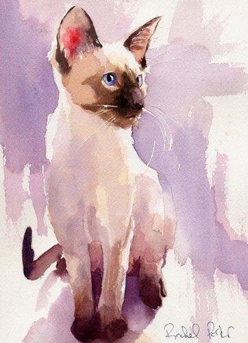 Les animaux peints à l'AQUARELLE - Page 9 509df110