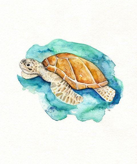 Les animaux peints à l'AQUARELLE - Page 10 6b78c410