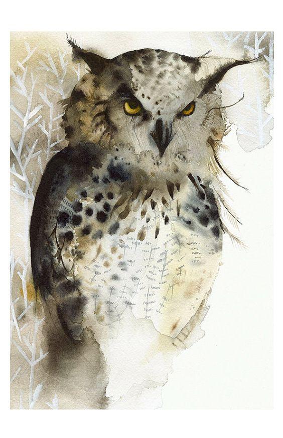 Les animaux peints à l'AQUARELLE - Page 10 6babda10