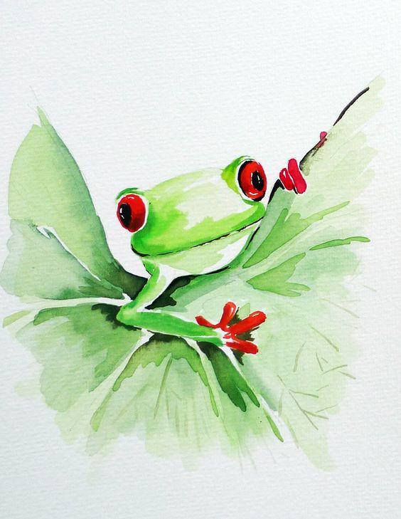 Les animaux peints à l'AQUARELLE - Page 10 81c60110