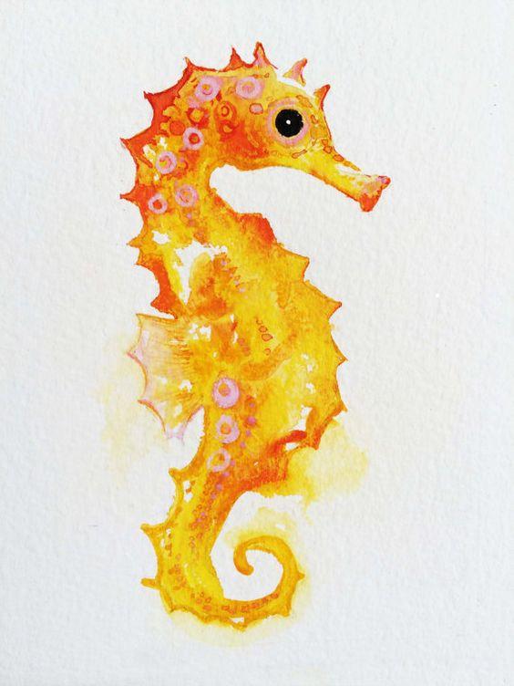 Les animaux peints à l'AQUARELLE - Page 10 8abf4d10
