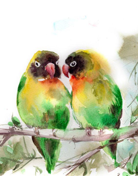 Les animaux peints à l'AQUARELLE - Page 9 91fce710