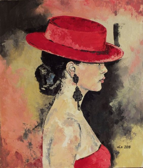 """Des élégantes  """"chapeautées"""" ... - Page 19 B6df2c10"""
