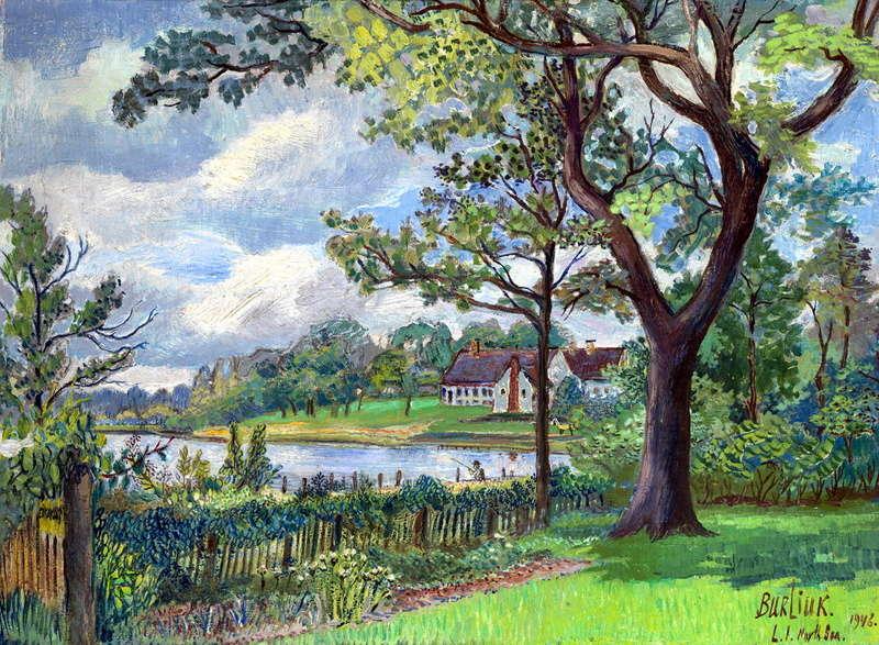 Tous les paysages en peinture. - Page 9 Countr10