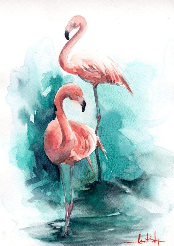 Les animaux peints à l'AQUARELLE - Page 10 E9eccf10