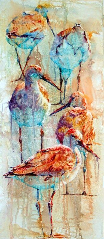 Les animaux peints à l'AQUARELLE - Page 9 Ed18d110