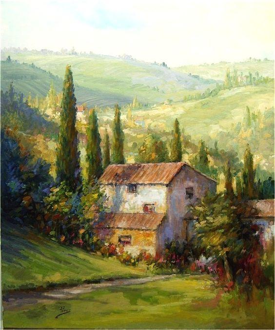 Tous les paysages en peinture. - Page 9 F55fab10